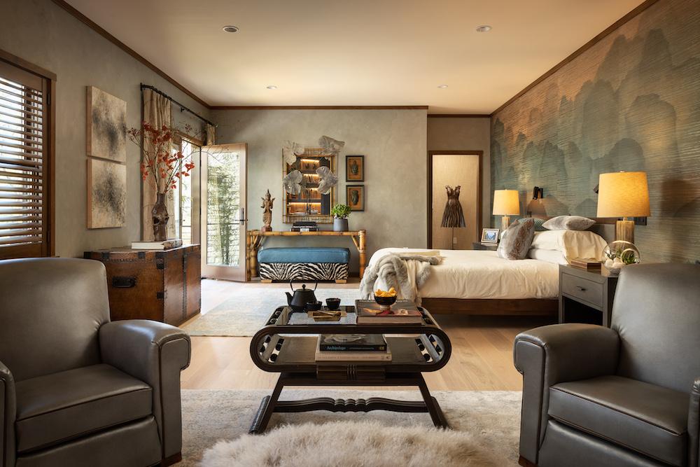 ASPIRE HOUSE Princeton master bedroom