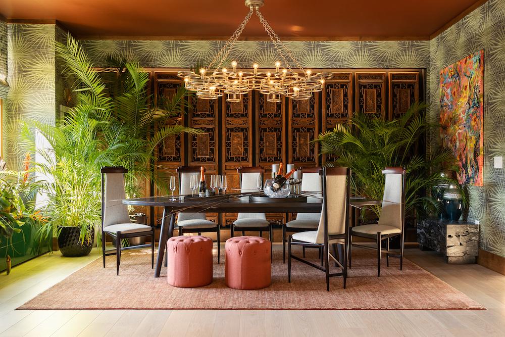 aspire house princeton dining room