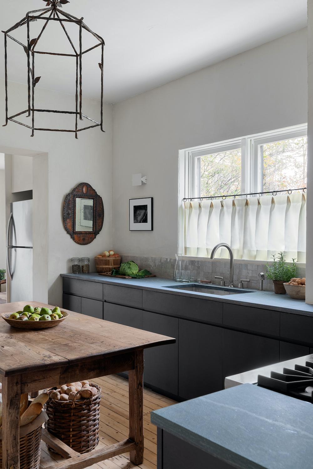 kingston design showhouse kitchen