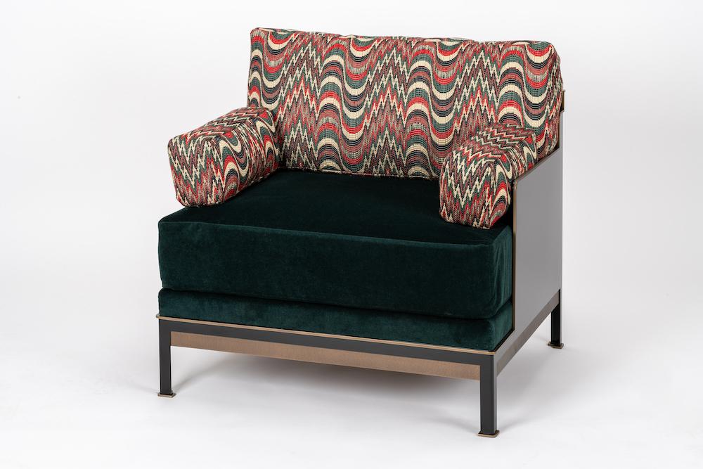 tweed luxury chairs