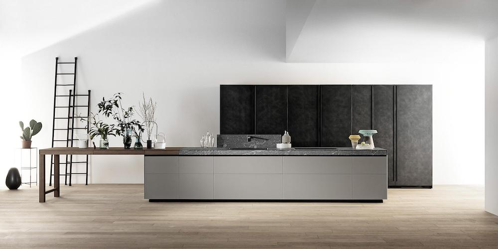Custom Kitchen And Bath Cabinetry From Valcucine Chicago