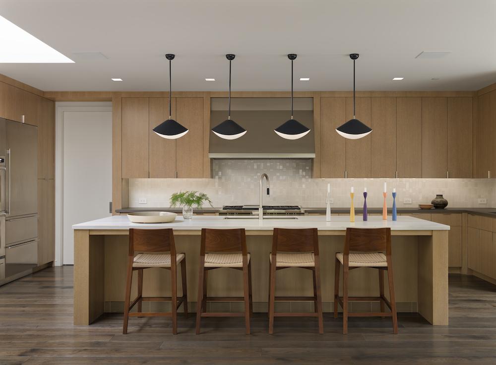 midcentury home kitchen