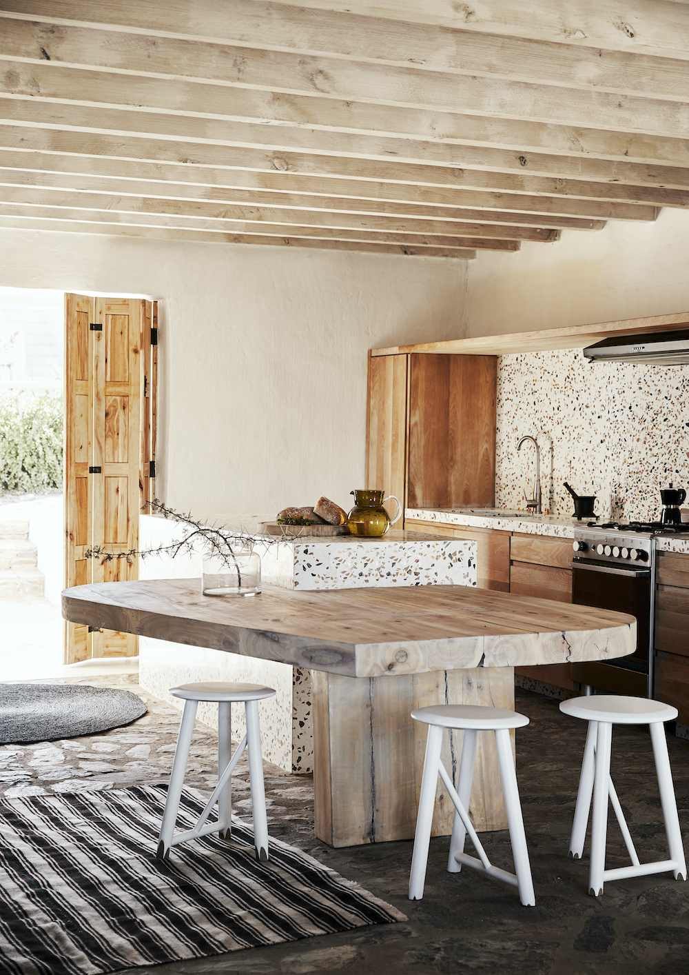 south african farmhouse kitchen