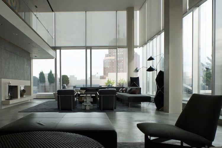 Best contemporary design nominee: billions