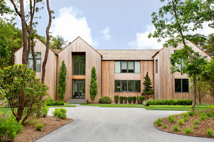 east hampton home exterior