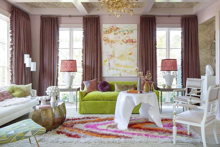Living Room by Janie Molster