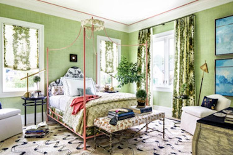 Bedroom Suite by Melissa Colgan