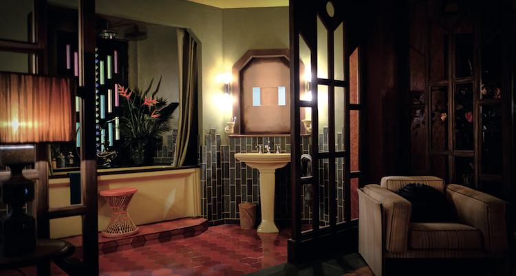 the queen's gambit best hotel rooms mexico